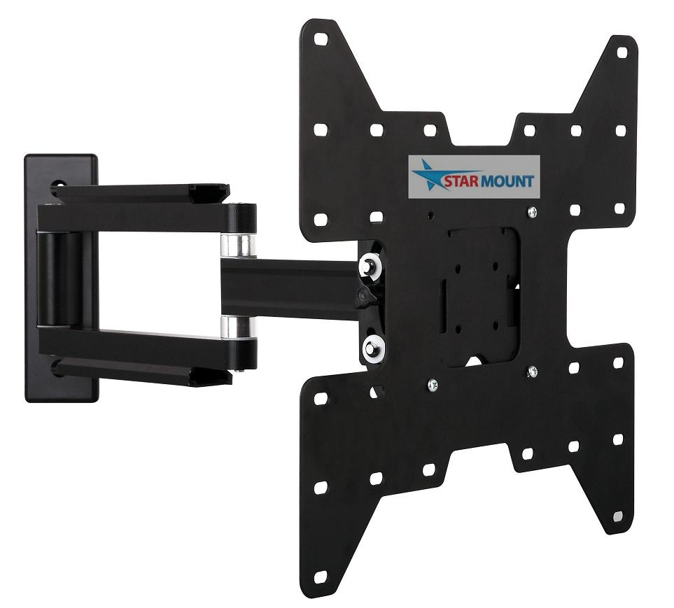 lcd swivel arm 13 52 articulating wall mount lcd3803 ebay. Black Bedroom Furniture Sets. Home Design Ideas