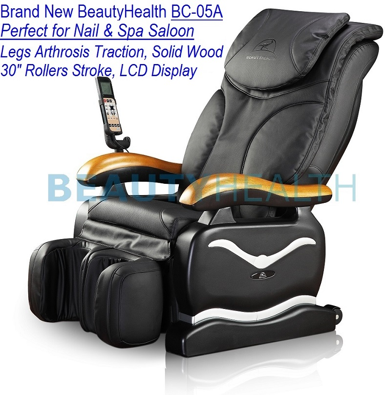 Excellent Details About Brand New Beautyhealth Bc 05A Recliner Shiatsu Massage Chair Nail Spa Salon Home Interior And Landscaping Eliaenasavecom