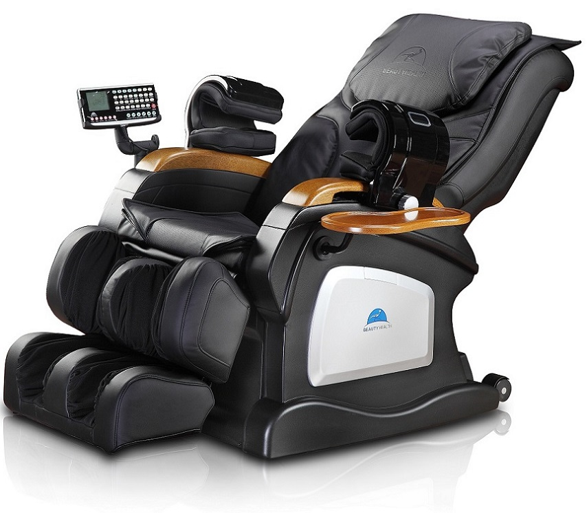 Brand New Beautyhealth Bc 07dh Shiatsu Recliner Massage